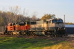 BNSF 9799 west